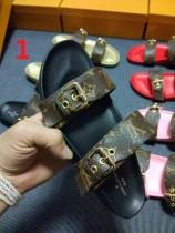 ルイヴィトン靴コピー 大人気2020新品 Louis Vuitton レディースサンダル-スリッパ 5色