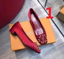 ルイヴィトン靴コピー 定番人気2020新品 Louis Vuitton レディース ハイヒール 3色