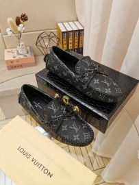 ルイヴィトン靴コピー 2020新品注目度NO.1 Louis Vuitton メンズ パンプス