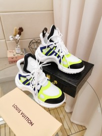 ルイヴィトン靴コピー 大人気2020新品 Louis Vuitton 男女兼用 スニーカー