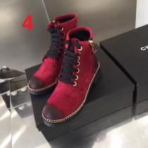 シャネル靴コピー 大人気2020新品 CHANEL レディース ブーツ4色