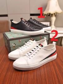 グッチ靴コピー 大人気2020新品 GUCCI メンズ カジュアルシューズ 2色