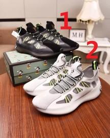 グッチ靴コピー 大人気2020新品 GUCCI メンズ スニーカー 2色