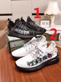 グッチ靴コピー定番人気2020新品 GUCCI メンズ スニーカー 2色