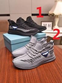 プラダ靴コピー定番人気2020新品 PRADA メンズ スニーカー 2色