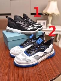 プラダ靴コピー定番人気2020新品 PRADA メンズ カジュアルシューズ 2色