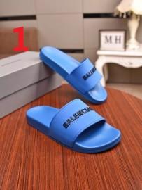 バレンシアガ 靴コピー 定番人気2020新品BALENCIAGA男女兼用サンダル-スリッパ 2色