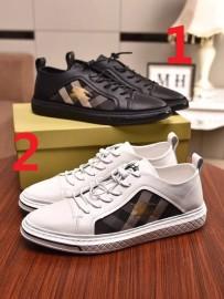 バーバリー靴コピー 2020新品注目度NO.1 BURBERRY メンズ カジュアルシューズ 2色