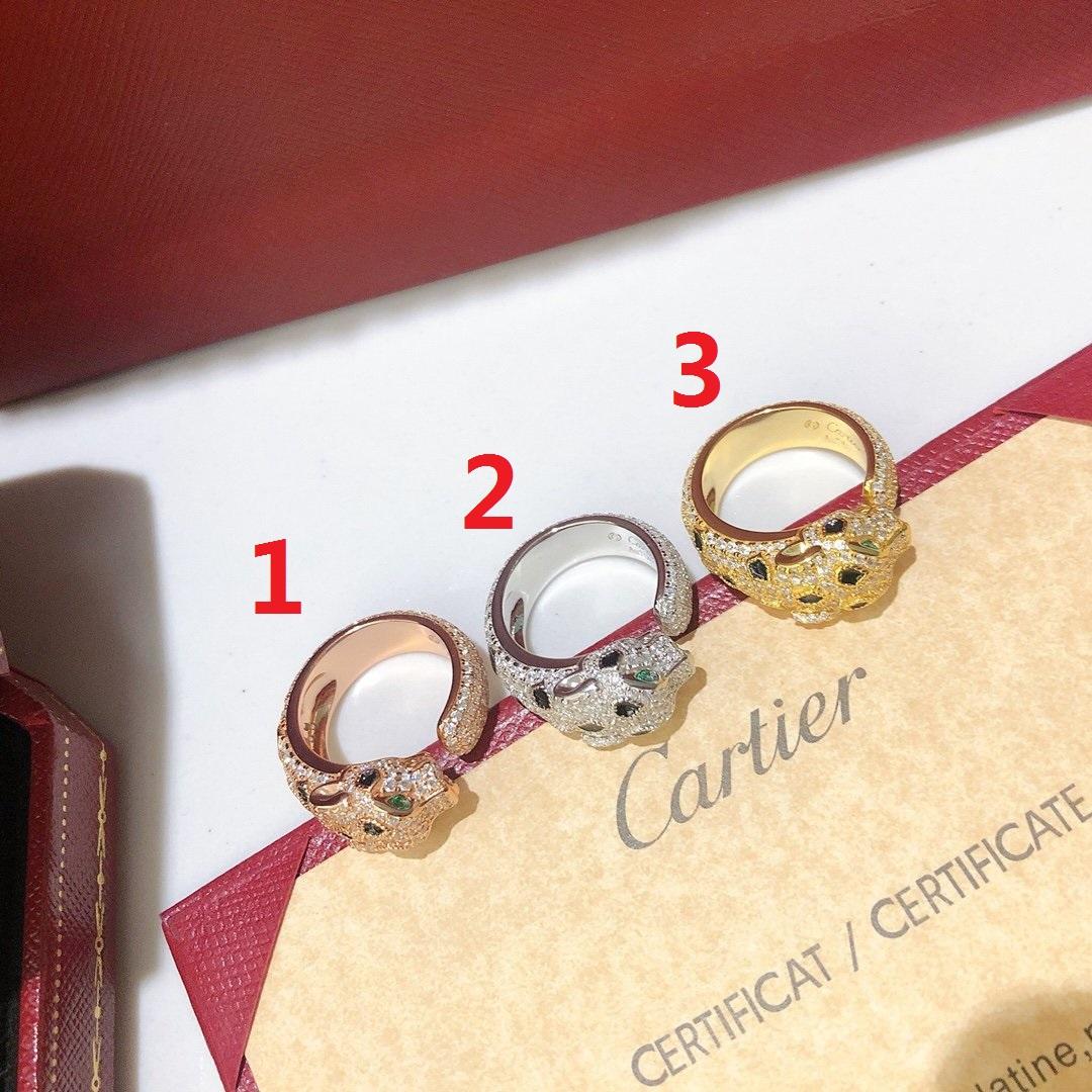 カルティエ指輪コピー