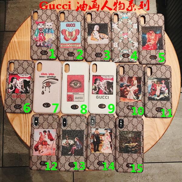 グッチiPhoneケース 販売 11種機種大人気2020新品 15色