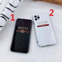グッチiPhoneケース 販売 11種機種2020新品注目度NO.1 2色
