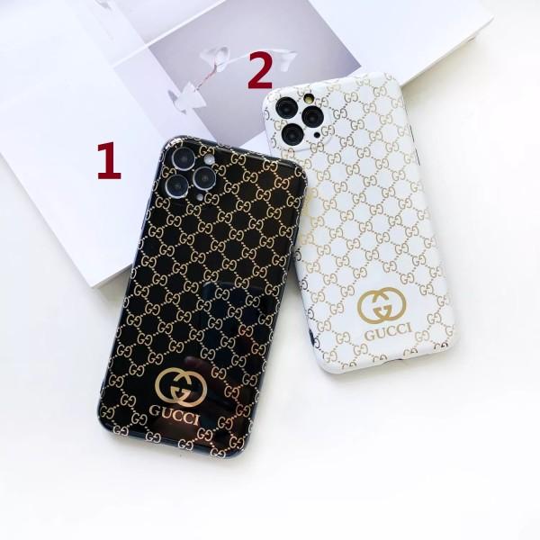 グッチiPhoneケース 販売 11種機種大人気2020新品 2色