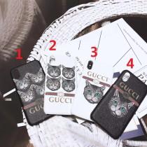 グッチiPhoneケース 販売 11種機種大人気2020新品 4色
