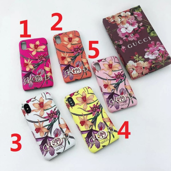 グッチiPhoneケース 販売 11種機種大人気2020新品 5色
