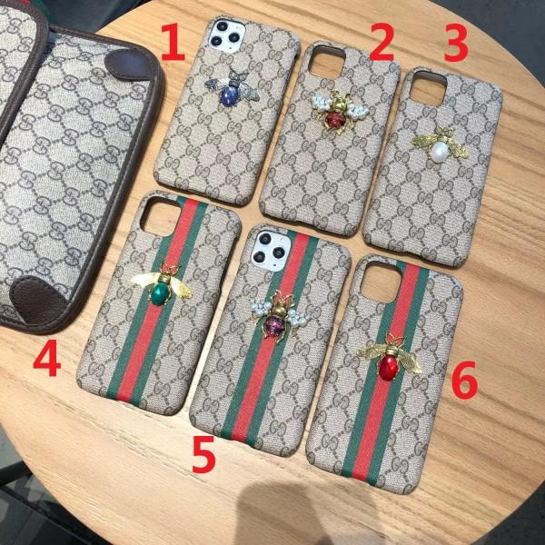 グッチiPhoneケース 販売 11種機種定番人気2020新品 6色
