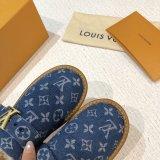 ルイヴィトン靴コピー 定番人気2020新品 Louis Vuitton 男女兼用サンダル-スリッパ