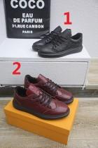 ルイヴィトン靴コピー 大人気2020新品 Louis Vuitton メンズ カジュアルシューズ 2色