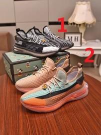 グッチ靴コピー 2020新品注目度NO.1 GUCCI メンズ スニーカー 2色