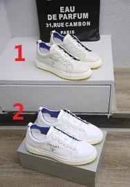プラダ靴コピー 大人気2020新品 PRADA メンズ カジュアルシューズ 2色