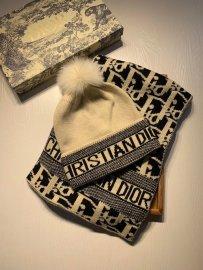 Diorディオール帽子スーパーコピー两件套