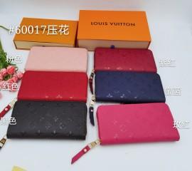 6色/ 19CM/ LOUIS VUITTONルイヴィトン財布スーパーコピーM60017