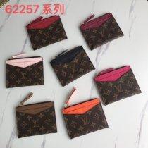 7色/ 12CM/ LOUIS VUITTONルイヴィトン財布スーパーコピーM62257