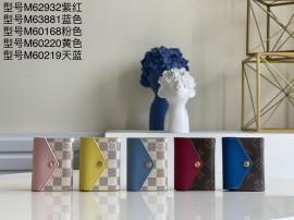 5色/ 12CM/ LOUIS VUITTONルイヴィトン財布スーパーコピーM62932