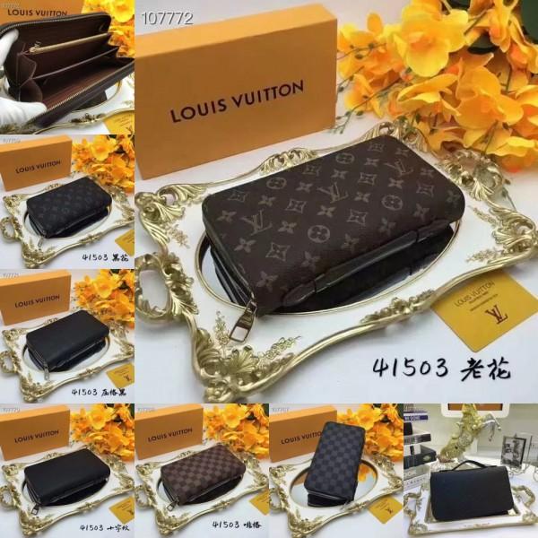 7色/ 22CM/ LOUIS VUITTONルイヴィトン財布スーパーコピーM41503