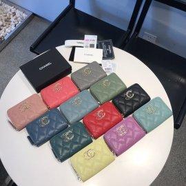 12色/ 11CM/ Chanelシャネル財布スーパーコピー1842