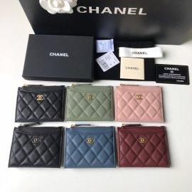 6色/ 11CM/ Chanelシャネル財布スーパーコピーA84105