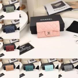 8色/ 11CM/ Chanelシャネル財布スーパーコピーA80799