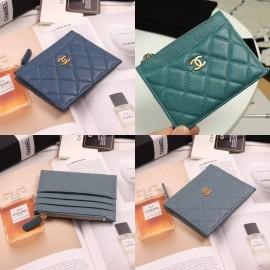 3色/ 11CM/ Chanelシャネル財布スーパーコピーA84105