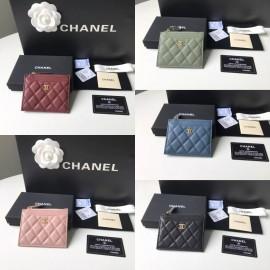 5色/ 11CM/ Chanelシャネル財布スーパーコピーA84105