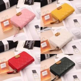 6色/ 11CM/ Chanelシャネル財布スーパーコピーA80602