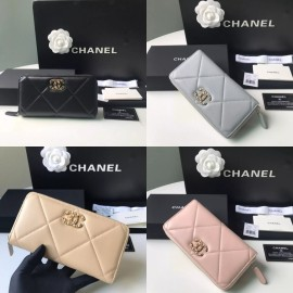 4色/ 19CM/ Chanelシャネル財布スーパーコピーAp1063B