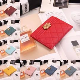12色/ 11CM/ Chanelシャネル財布スーパーコピーA84431