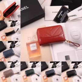 7色/ 11CM/ Chanelシャネル財布スーパーコピーA84404