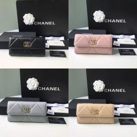 4色/ 19CM/ Chanelシャネル財布スーパーコピーAp0955B