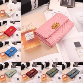 10色/ 11CM/ Chanelシャネル財布スーパーコピーA80603