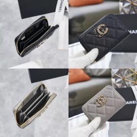 2色/ 11CM/ Chanelシャネル財布スーパーコピーAP1842