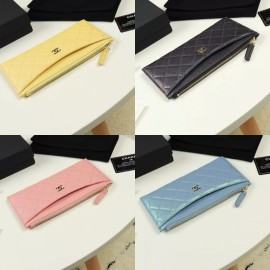 4色/ 19CM/ Chanelシャネル財布スーパーコピーA84107