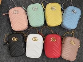 8色/ 17cm/ Gucciグッチバッグスーパーコピー598597