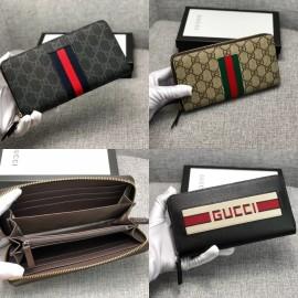 3色/ 19cm/ Gucciグッチ財布スーパーコピー408833/459138