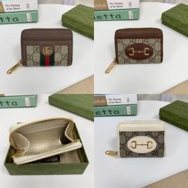3色/ 11cm/ Gucciグッチ財布スーパーコピー658549