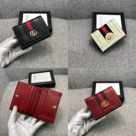 3色/ 11cm/ Gucciグッチ財布スーパーコピー523155