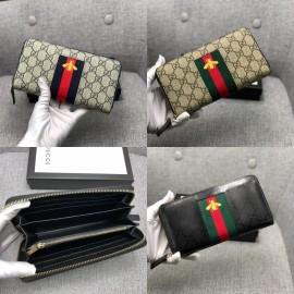 3色/ 19cm/ Gucciグッチ財布スーパーコピー408831