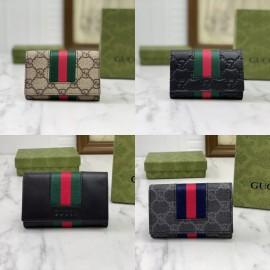 4色/ 10cm/ Gucciグッチ財布スーパーコピー408828