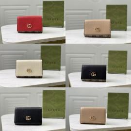 7色/ 11cm/ Gucciグッチ財布スーパーコピー456118