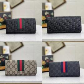 4色/ 19cm/ Gucciグッチ財布スーパーコピー408830