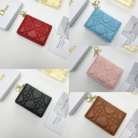 5色/ 10cm/ DIORディオール財布スーパーコピーS0011